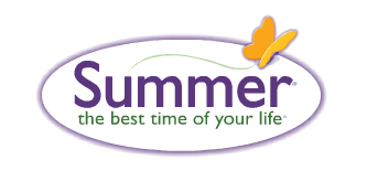 summer infant logo summer infant: bestview handheld color video monitor review {booster seat & bather giveaway $60}