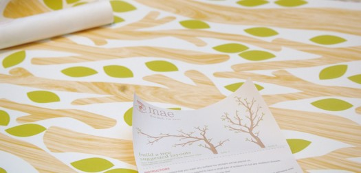 102 525x252 green gift guide: quick brown fox of dulwich {love mae fabric wall stickers giveaway $165}