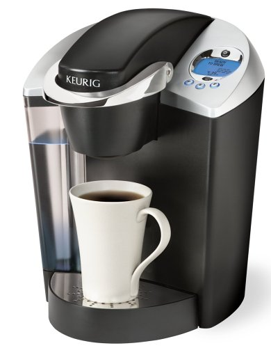 Keurig B60 Special Edition green gift guide: keurig special edition brewing system {giveaway}