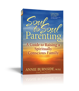 soul to soul parenting book cover