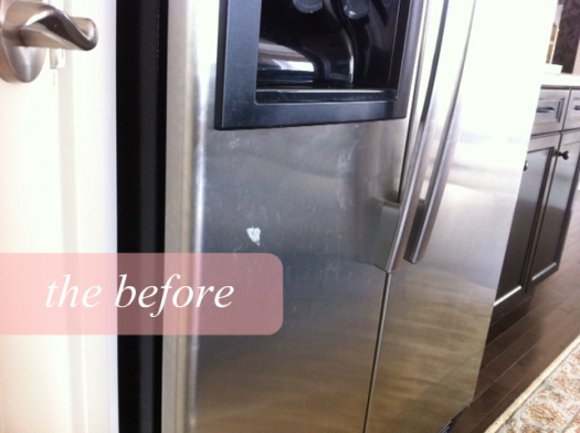 the before final 525x392 how to: naturally clean stainless steel (before & after)