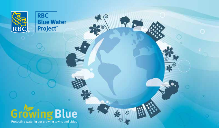 rbc blue water project: protecting a clean water future
