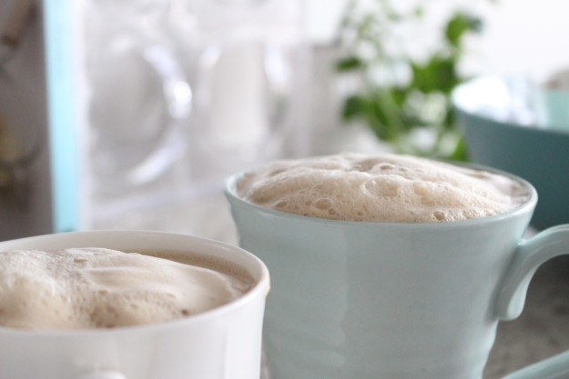 Vitamix Latte Recipe